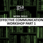 GradChat – Effective Communication Part 1