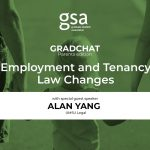 GradChat – Tenancy and Employment Law Changes
