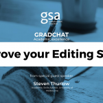 GradChat – Improve Your Editing Skills