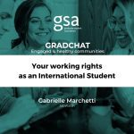 GradChat – Your work rights as an International Student
