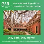 An update from the GSA