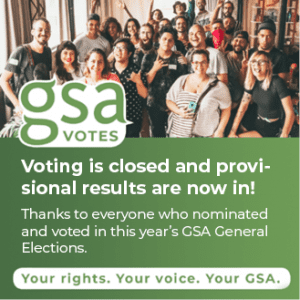 Voting is closed and the provisional results are in!