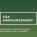 Increased COVID-19 Safety Measures for Graduate Students