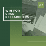 Win for graduate researchers: Additional paid Covid-19 leave